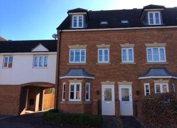 Thumbnail 3 bedroom town house to rent in Nock Gardens, Kesgrave, Ipswich