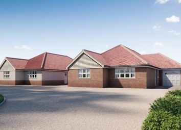 Thumbnail 3 bed detached bungalow for sale in Thorpe Road, Kirby Cross, Frinton-On-Sea