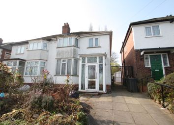 Thumbnail 3 bed semi-detached house for sale in Oxhill Road, Birmingham