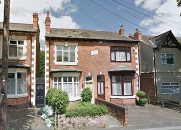 Thumbnail 1 bed flat to rent in Norfolk Road, Erdington, Birmingham