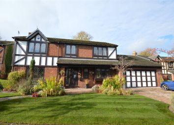 Thumbnail 4 bed detached house for sale in Crawford Park, Mossley Hill, Liverpool