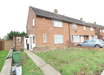 Thumbnail 3 bed end terrace house for sale in Farley Hill, Luton