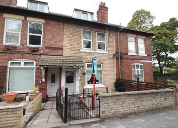 Thumbnail 3 bed terraced house for sale in Castle Grove Terrace, Low Road, Conisbrough, Doncaster