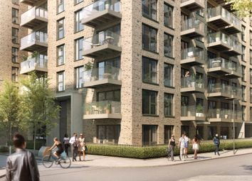 Thumbnail 2 bed flat for sale in Green Street, Upton Gardens, London