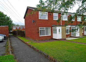 Thumbnail 3 bed end terrace house for sale in North Walbottle Road, Chapel Park, Newcastle Upon Tyne