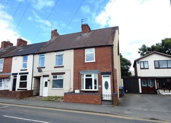 Thumbnail 2 bed end terrace house to rent in Hednesford Road, Heath Hayes