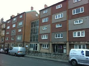 Thumbnail 3 bed flat to rent in Harden Place, Polwarth, Edinburgh