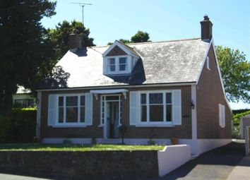 Thumbnail 3 bed detached house for sale in Steynton Road, Milford Haven
