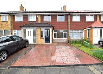 Thumbnail 2 bedroom terraced house for sale in Penney Close, West Dartford, Kent