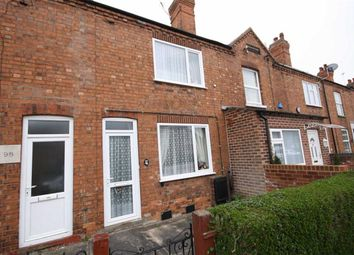 Thumbnail 3 bed terraced house for sale in Hallcroft Road, Retford, Nottinghamshire