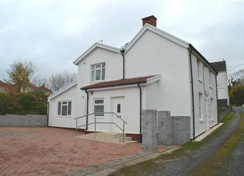 Thumbnail 3 bed detached house for sale in Pleasant View, South Carmarthenshire, Trimsaran