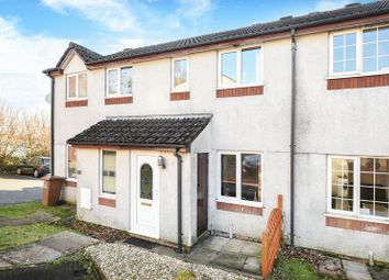 Thumbnail 2 bed terraced house for sale in Ford Close, Woodlands, Ivybridge