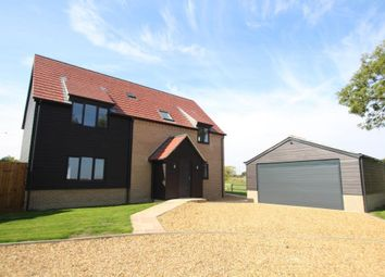 4 bed detached house for sale in Lower Road, Wicken, Ely CB7
