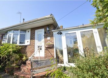 Thumbnail 2 bed semi-detached bungalow for sale in Dudley Road, Hastings, East Sussex