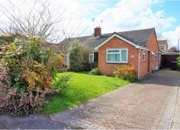 Thumbnail 2 bed semi-detached bungalow for sale in Kennet Close, Melksham