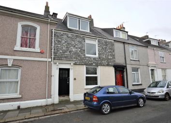 Thumbnail 2 bed terraced house for sale in Providence Place, Plymouth, Devon