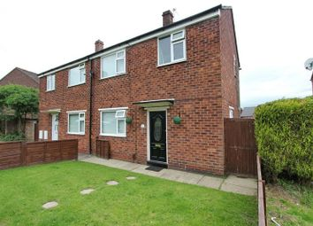 Thumbnail 3 bedroom semi-detached house for sale in Ripon Avenue, Whitefield, Manchester