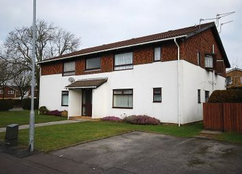 Thumbnail 1 bed flat to rent in Kent Close, Rogerstone, Newport