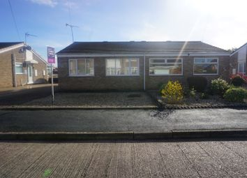 Thumbnail 2 bed bungalow for sale in Dornoch Drive, Hull