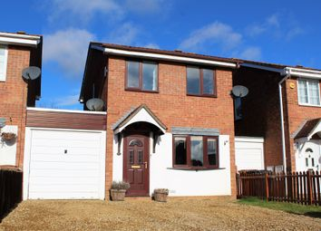 Thumbnail 2 bed link-detached house for sale in Wilford Avenue, Wakes Meadow, Northampton