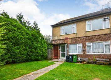 Thumbnail 2 bedroom maisonette for sale in Ruskin Close, Cheshunt, Hertfordshire