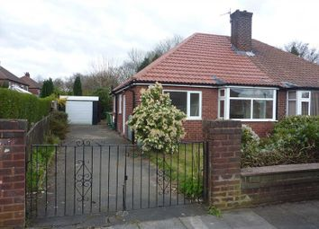 Thumbnail 2 bedroom detached bungalow to rent in Bradford Park Drive, Bolton