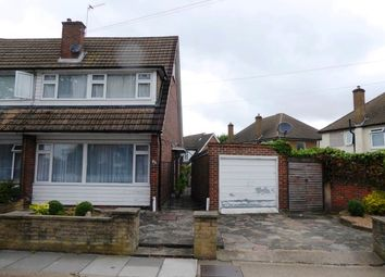 Thumbnail 3 bed semi-detached house for sale in Gosbury Hill, Chessington