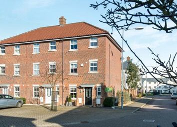 Thumbnail 4 bed end terrace house for sale in Wymondham, Norwich, Norfolk