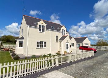 Thumbnail 3 bed detached house for sale in Llanfachraeth, Holyhead