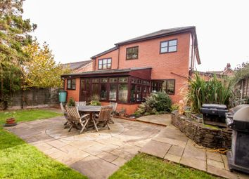 Thumbnail 4 bed detached house for sale in Weston Grove, Ross-On-Wye, Herefordshire