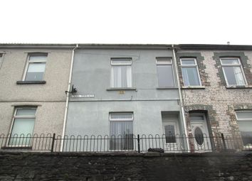 Thumbnail 2 bed terraced house for sale in Noel Terrace, Aberfan, Merthyr Tydfil