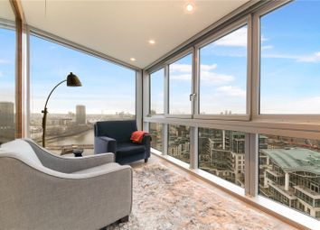 Thumbnail 2 bedroom flat to rent in The Tower, St. George Wharf, London