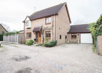 Thumbnail 4 bed detached house for sale in The Badgers, Langdon Hills, Basildon