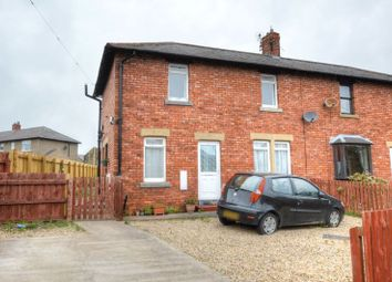 Thumbnail 3 bedroom semi-detached house for sale in York Crescent, Alnwick, Northumberland