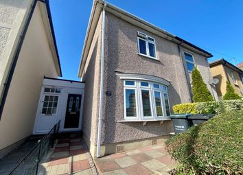 Dover Road, Northfleet, Kent DA11. 3 bed semi-detached house for sale