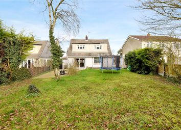 Thumbnail 3 bedroom link-detached house for sale in Church Lane, Toppesfield, Halstead