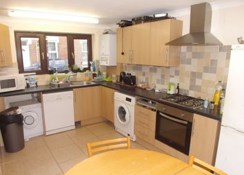 Thumbnail 5 bed terraced house to rent in Oxford Road, Southsea
