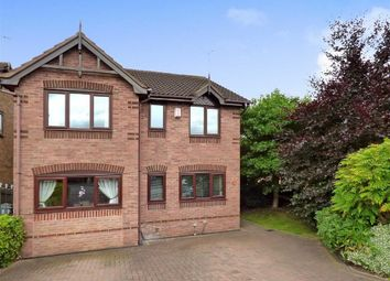 Thumbnail 4 bed detached house for sale in Gowy Close, Alsager, Stoke-On-Trent