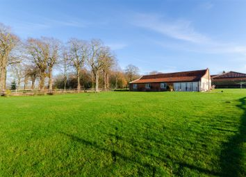 Thumbnail 3 bed barn conversion for sale in Hall Lane, Suffield, Norwich