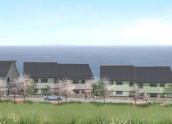 Thumbnail 2 bed flat for sale in Plots 10, 12, 14, 16, 18 & 20, Pistyll, Gwynedd