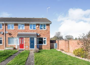 Thumbnail 2 bed end terrace house for sale in Glenwoods, Newport Pagnell