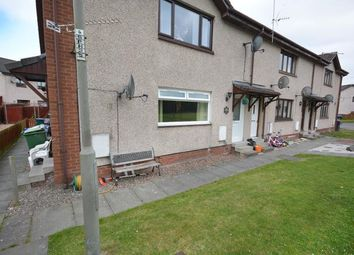 Thumbnail 2 bedroom flat to rent in Hirst Court, Fallin, Stirling