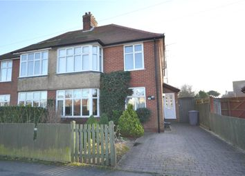 Thumbnail 2 bed flat for sale in Crescent Road, Felixstowe, Suffolk
