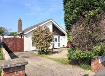 Thumbnail 3 bed detached bungalow for sale in The Crescent, Holton-Le-Clay