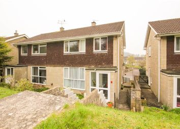 Thumbnail 3 bedroom semi-detached house for sale in Shepherds Leaze, Wotton Under Edge, Gloucestershire