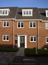 Thumbnail 3 bed town house to rent in Ashover Road, Central Grange, Kenton, Newcastle Upon Tyne