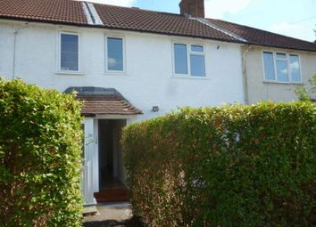 Thumbnail 2 bed terraced house to rent in Wolsey Grove, Burnt Oak, Edgware