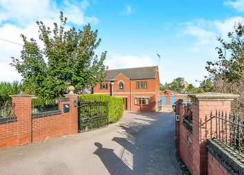 Thumbnail 3 bed detached house for sale in Wisbech Road, Outwell, Wisbech