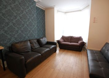 Thumbnail 5 bedroom terraced house to rent in Raven Road, Sheffield, South Yorkshire