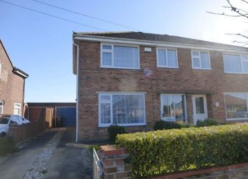 Thumbnail 3 bedroom semi-detached house for sale in Hillcrest Drive, Lowestoft